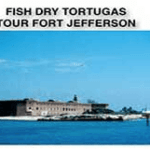 Fish Dry Tortugas Tour Fort Jefferson