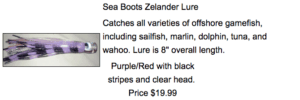 Large Picture of Fishing Lure For Sale By Seaboots